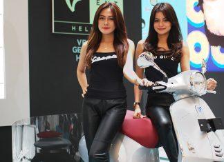 Vespa Jakarta Indonesia