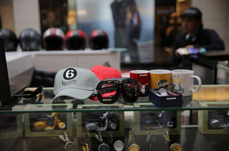Vespa Merchandise